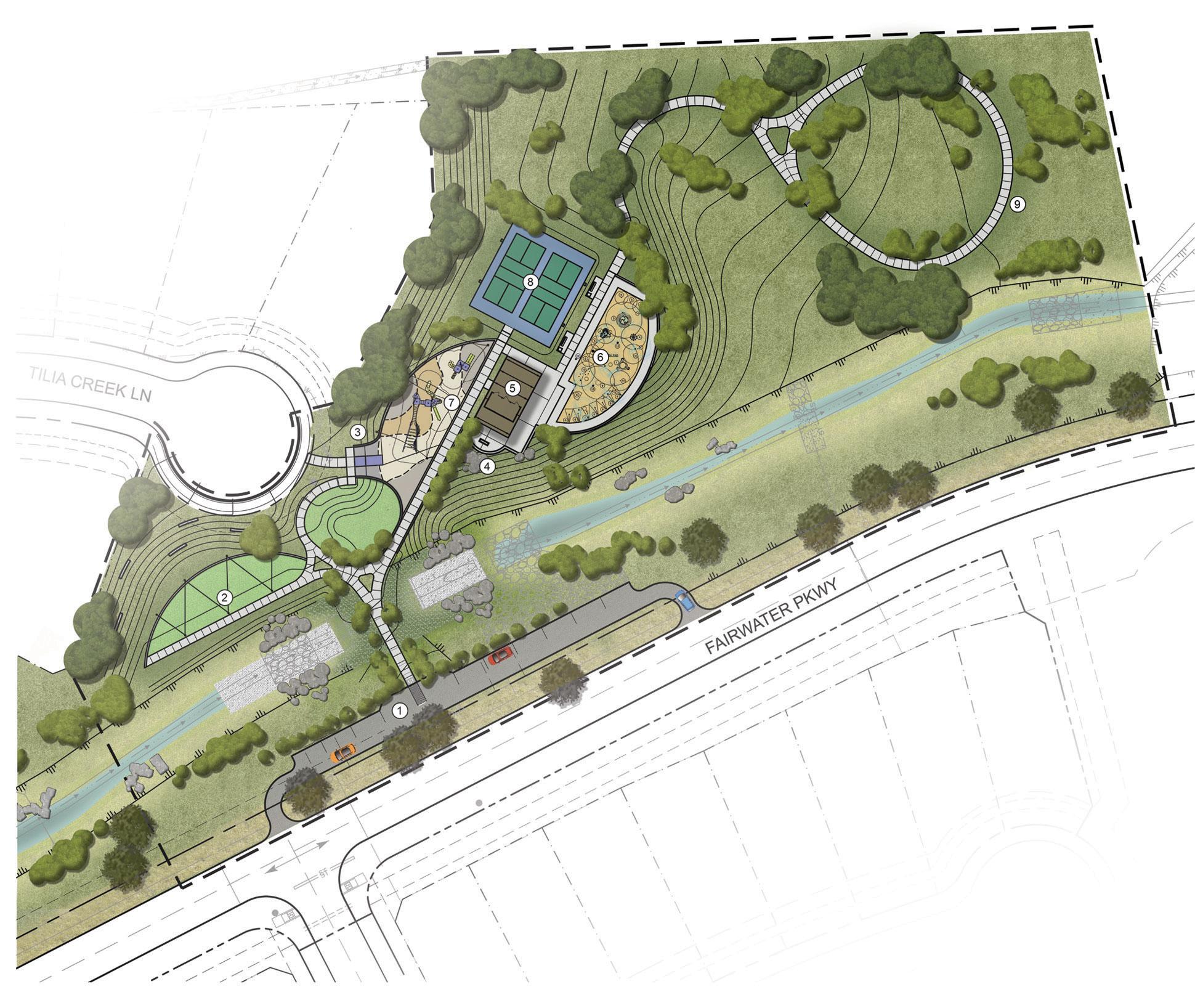 Fairwater community plan